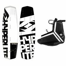 New Hyperlite Wakeboard Agent w/ Agent Wakeboard Binding 2017