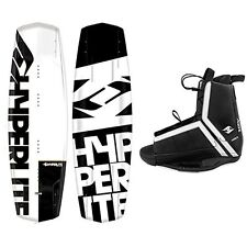 New Hyperlite Wakeboard Agent w/ Agent Wakeboard Bindings 2017