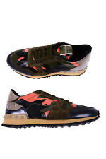 Valentino Shoes Sneaker % Leather MADE IN ITALY Man Beiges LY2S0723CGP-579
