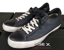 Converse by John Varvatos Coated Canvas All Star Ox Sneaker DARK NAVY 145370C