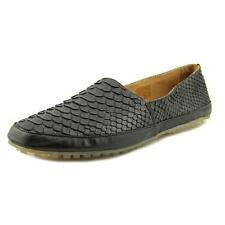 Maison Martin Margiela Black Python Slip On Loafer 5919