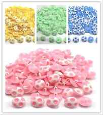 100 Pcs New fashion The lovely ball  shape  Sewing Buttons