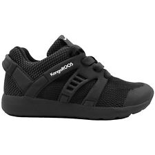 KangaROOS Xcape Trainers Children Shoes Sneakers black 10073-500 Power Court