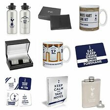 Personalised Engraved Tottenham Hotspur Spurs Football Club Merchandise Gifts
