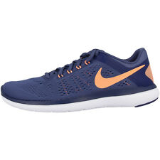 Nike Flex 2016 Run Women Running Shoes Ladies Trainers blue 830751-403