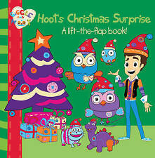 Hoot's Christmas Surprise: A lift-the-flap book! ' Giggle and Hoot