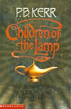 Children of the lamp: The Akhenaten adventure by P.B Kerr (Paperback)