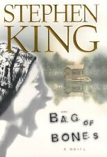 Bag of Bones, King, Stephen | Hardcover Book | Acceptable |