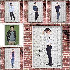 Kpop EXO Photo 120 Piece Play Jigsaw Puzzle Hatson Official Website Same Style