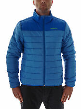 Brunotti Quilted Jacket Mirkolo blau Pockets Stand up collar Zipper