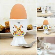 Personalised Easter Egg Cups Gifts for Boys Girls Children at Easter