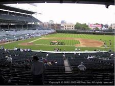 2 Tickets Chicago Cubs vs NY New York Mets 9/12 Wrigley Field