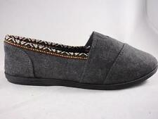 Women's SODA OBJECT Gray/Multi Slip On Loafers/Flats Casual/Comfort Shoes NEW