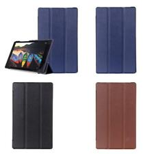 Ultra Slim PU Leather Smart Cover Case Stand w Stylus for Lenovo TAB2 A8-50F