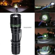 CREE Q5 XPE LED 260 Lumen Zoomable Flashlight Torch Zoom Lamp Outdoor Light ED01