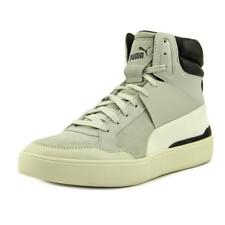 Alexander McQueen By Puma MCQ Brace Femme Mid   Leather  Sneakers