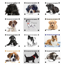 Dog Puppy Lovers Portrait Photography Art Mice Mouse Pad Mousepad Desk Mat Gift