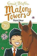 Malory Towers: Third Year 'Book 3 Enid Blyton