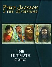 Percy Jackson & the Olympians: The Ultimate Guide [With Trading Cards] (Percy Ja