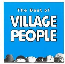 Best Of The Village People by The Village People (CD, Mar-1994, Casablanca)