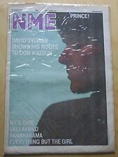 DAVID SYLVIAN NME MAGAZINE AUG 23 1986 DAVID SYLVIAN COVER + MORE INSIDE (JAPAN)