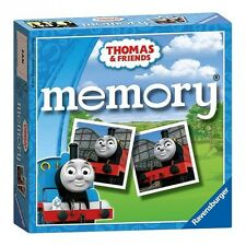 Thomas and his Friends - Memory® Match Play Game Thomas the little Engine