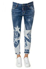 Dsquared Jeans % Big Star MADE IN ITALY Woman Denim S75LA0838S30342470-