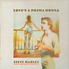 Steve Harley and Cockney Rebel Loves A Prima Donna NEAR MINT EMI Vinyl LP