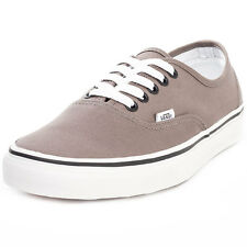 Vans Authentic Unisex Trainers Grey New Shoes