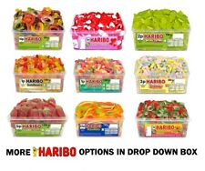 1 X FULL TOB HARIBO SWEETS CANDY CHILDRENS PARTY BAGS TREATS TABLE SWEETS GIFT