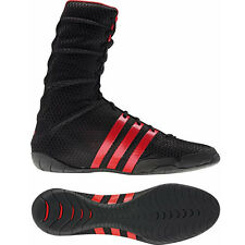 Adidas Adipower Boxing Professional Shoes Boxer shoe Trainers black new