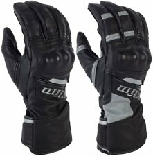 Klim Quest Mens Gore-Tex Leather Breathable Long Gloves