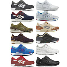 ASICS TIGER GEL-LYTE III Men's Trainer Casual Shoes Trainers Low Shoe NEW