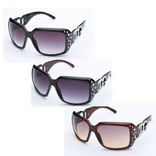 IG Eyewear Womens Sunglasses 100% UV400 Fashion Rhinestone Designer for Ladies
