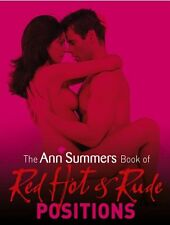 (Good)-The Ann Summers Book of Red Hot and Rude Positions (Hardcover)-Siobhan Ke