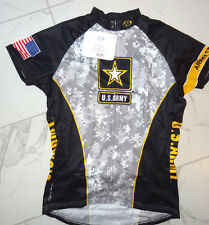 PRIMAL WEAR USA UNITED STATES ARMY STRONG WOMENS CYCLING JERSEY CAMO NWT