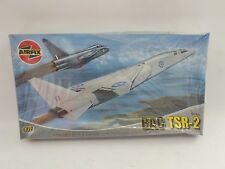Vintage Airfix Model Kit Plane BAC TSR 2 1:72 Scale Boxed & Sealed  - M26