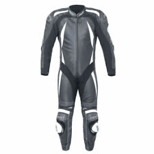 RST PRO SERIES CPX-C II 1840 MENS Black White LEATHER ONE PIECE RACE SUIT