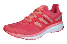 adidas Energy Boost 3 Womens Running Trainers / Sneakers - Pink