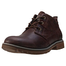 Caterpillar Harold Mens Boots Dark Brown New Shoes