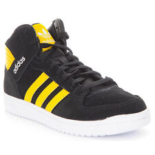 adidas Originals Pro Play Sneakers Trainers Trainers black yellow men new