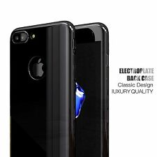 Mirror Make-Up Case Cover for iPhone 7 Plus Ultra Thin Slim Clear Glass Screen