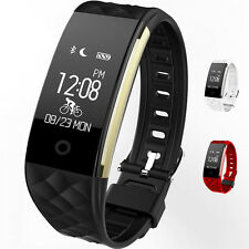 WFCL Waterproof OLED Touch Screen Smart Watch Band Fitness Tracker