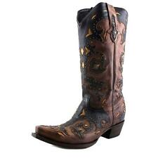Lucchese Studded Scarlette  C Western Boot 5960