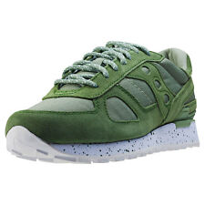 Saucony Shadow Original Mens Trainers Green New Shoes