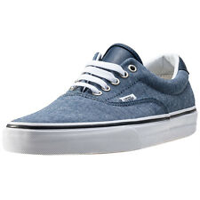 Vans Era 59 (c&l) Chambray Mens Trainers Blue New Shoes