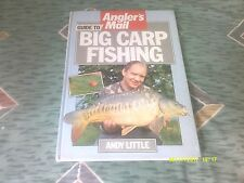 BIG CARP FISHING - ANGLERS MAIL - TECHNIQUES, BAITS, TACKLE, RIGS, METHODS, etc