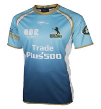 Brumbies 2017  Training T-Shirt  Sizes S - 3XL