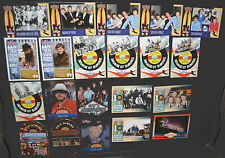 2013 Panini BEACH BOYS Surfer Foil parallel Insert cards - You Pick and Choose