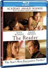 THE READER BLU-RAY DISC KATE WINSLET RALPH FIENNES